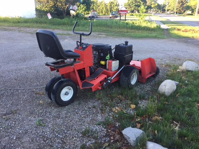 TractorHousecom GRAVELY 12G For Sale - 216