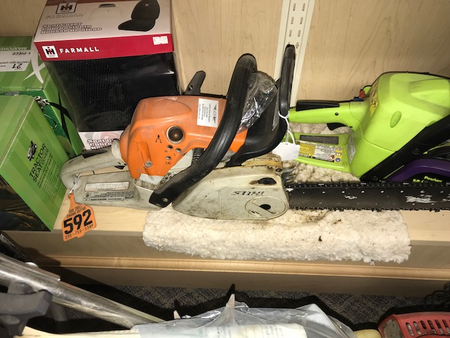 Used stihl ms 251 c chainsaw many new parts for sale hdr small img0459 greentooth Images