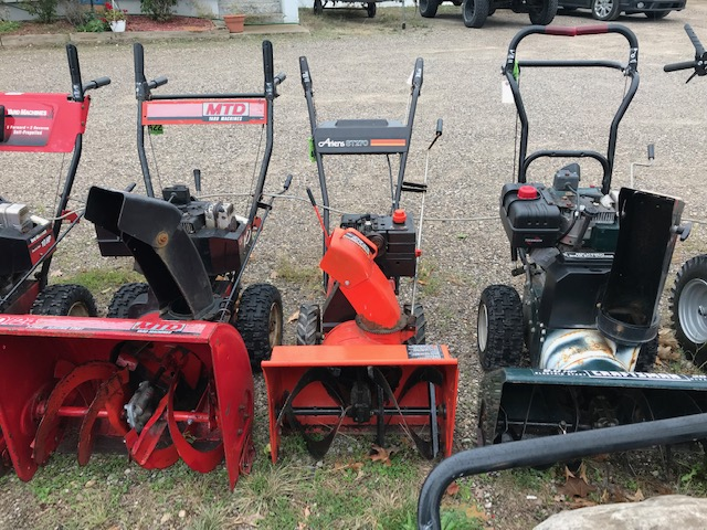 Used Consigned Ariens ST270 Snowblower For Sale - HDR Small