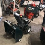 Consigned Used Craftsman Snowblower 5/24 For Sale