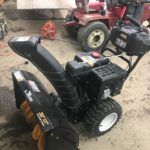 Consinged Used Craftsman 30″ Snowblower For Sale