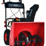 Used  PowerSmart PSS2240C 24 in. 212cc 2-Stage Electric Start Gas Snow Blower For Sale