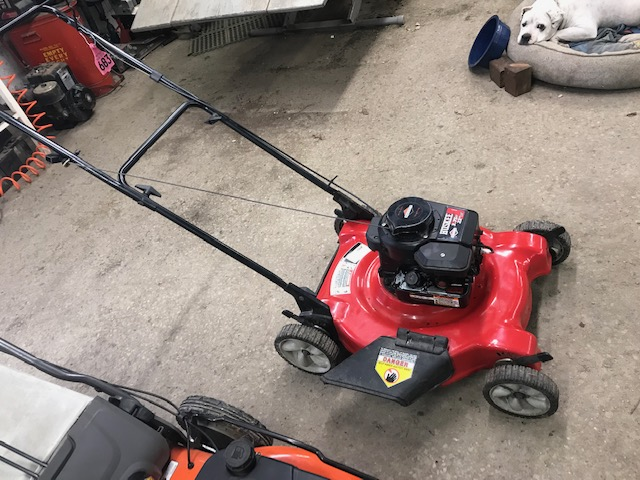 11C-082A131 Huskee Lawn Mower