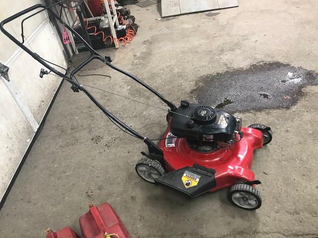 Used MTD Lawn Mower