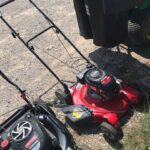 Used Consigned Yard Machines Lawn Mower $125.00
