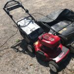 Used Toro Self Propelled Lawn Mower $199.00