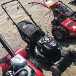 Used Craftsman Self Propelled Lawn Mower $195.00