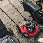 Used Yard Machines Push Mower $95.00
