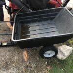 Used Utility Garden Tractor ATV Trailer $125.00
