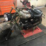Used Massimo Warrior 200 Mini Bike $550.00