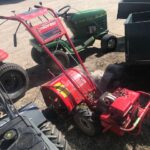 Used Consigned Troy Bilt Pony Rear Tine Rototiller For Sale $900.00
