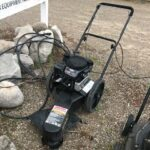 Used Swisher Trim-N-Mow For Sale $250.00